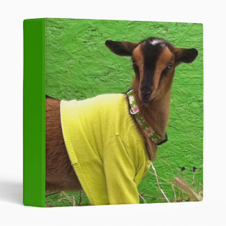 Nigerian Goat Kid Binder