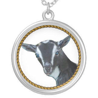 Nigerian Goat  Necklace