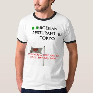NIGERIAN  RESTURANT  IN  ... TEE SHIRT