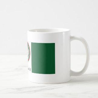 Nigerian Soccer Association Mug