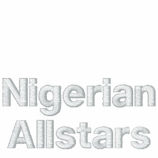 Nigerian States Track Suit Embroidered Jackets