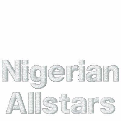 Nigerian States Track Suit Track Jacket