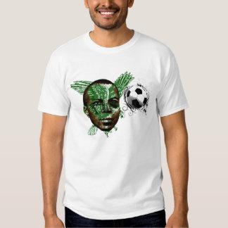 Nigerian Super Eagles Dream of glory gifts T Shirt