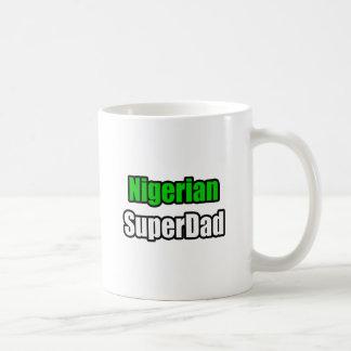 Nigerian SuperDad Coffee Mug