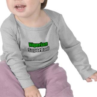 Nigerian SuperDad T-shirts