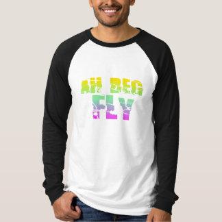 Nigerian T-Shirt - Ah Beg Fly