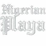 Nigeriano, juego de pista de Playa Chaqueta