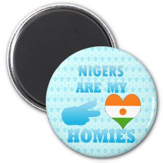 Nigerians are my Homies Magnet