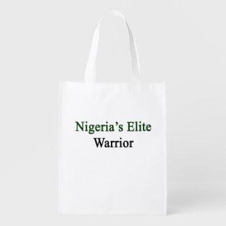 Nigeria's Elite Warrior Market Tote