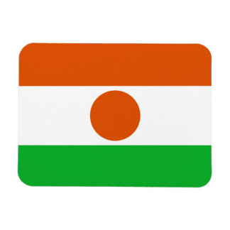 Nigerien Flag Magnet