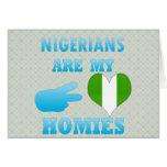 Nigeriens are my Homies Card