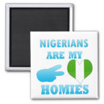 Nigeriens are my Homies Magnets