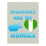 Nigeriens are my Homies Post Cards