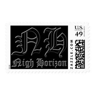 Nigh Horizon Postage Stamp