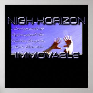 Nigh Horizon 'Pulse' Poster Print