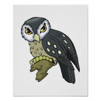 nigh owl print