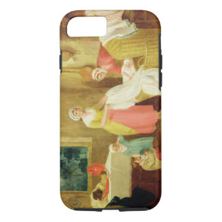 Night, 1799 (oil on canvas) (see 127218-220) iPhone 8/7 case