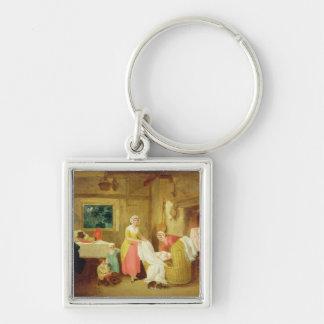 Night, 1799 (oil on canvas) (see 127218-220) keychain
