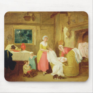 Night, 1799 (oil on canvas) (see 127218-220) mouse pad