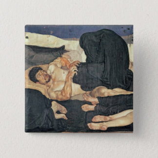Night, 1890 (oil on canvas) button