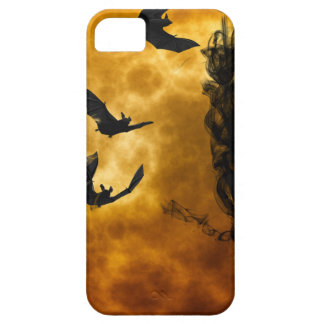 night-9951-scarry funda para iPhone 5 barely there
