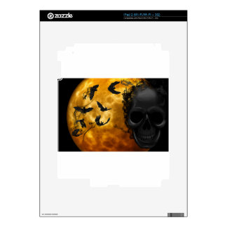 night-9951-scarry iPad 2 decal