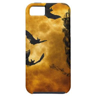 night-9951-scarry iPhone SE/5/5s case