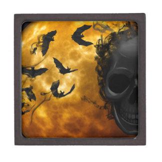night-9951-scarry premium trinket box