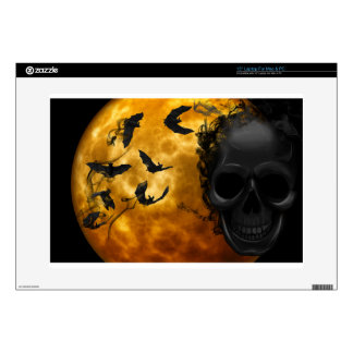 """night-9951-scarry skin for 15"""" laptop"""