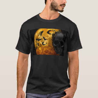 night-9951-scarry T-Shirt