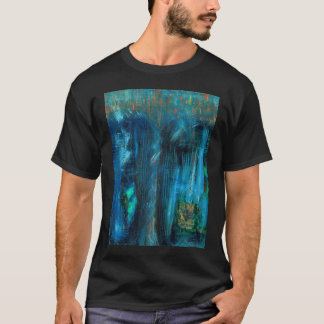 """Night"" (Acrylic) Tee"