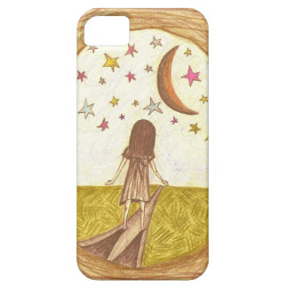 Night Adventure iPhone SE/5/5s Case