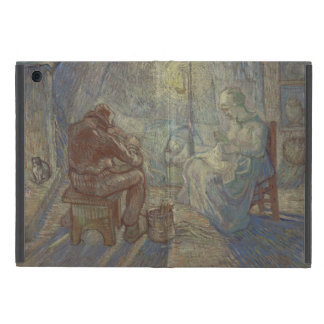 Night after Millet by Vincent Van Gogh Cover For iPad Mini