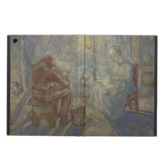 Night after Millet by Vincent Van Gogh iPad Air Cover