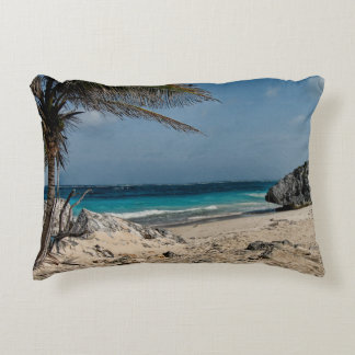 Night and Day Accent Pillow