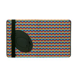 Night and Day Chevron Case for iPad 2/3/4 iPad Folio Cases
