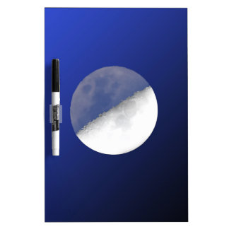 Night and Day Moon Shot Dry-Erase Board