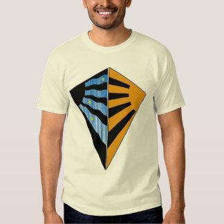 Night and Day Retro T-Shirt