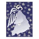 Night Angel Postcard