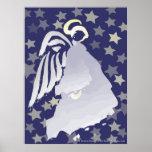 Night Angel Print