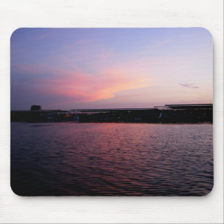 Night Approaching Mouse Pad