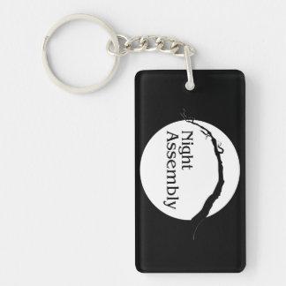 Night Assembly logo Keychain