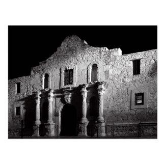 Night at the Alamo Postcard