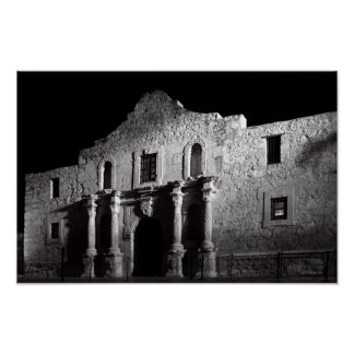 Night at the Alamo Posters