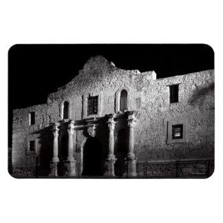 Night at the Alamo Flexible Magnet