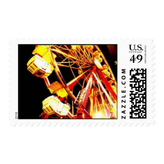 Night at the Fair Stamps
