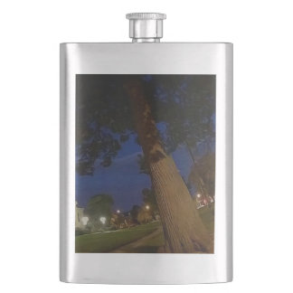 Night At The Library Flask