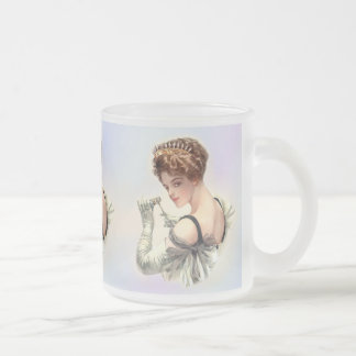 Night at the Opera Frosted Glass Coffee Mug