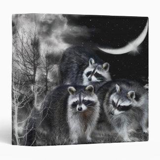 Night Bandits Art Binder