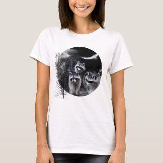 Night Bandits Art T-Shirt